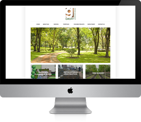 Washington DC Web Design Development